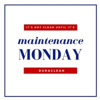 maintenance monday